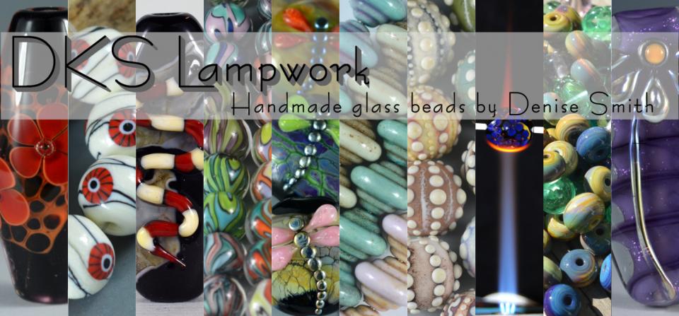 DKS Lampwork Banner